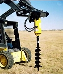 160D-1020M Med. Duty Auger Drive Unit 10 - 20 GPM (for Mini skid-steers only)