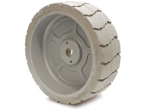 Genie 105454  Front / Rear Non-Marking Tire & Wheel Assembly 15 X 5
