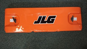 JLG Battery Door Cover for 1930ES 2915029 (USED)