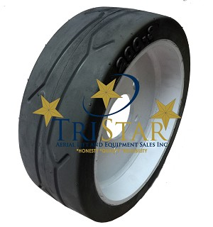 SkyJack 158436 / 158438 / 108020 Non Marking Tire - NO BRAKE