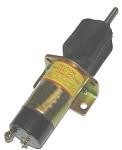 JLG Synchro-Start Solenoid 12VDC TS 3740028 (Aftermarket)