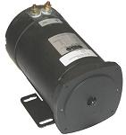 Snorkel 48VDC Motor 2.14 HP  2700RPM     PN 8060027