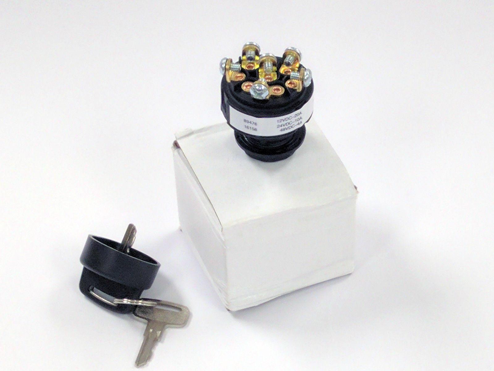 Genie 96008-S Key Switch Kit for ALL GENIE AWP LIFTS