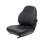 Universal Economy Replacement Seat - Fits all Heavy Equipment Applications