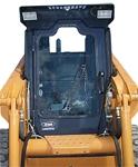 Case Skid Steer Door Assembly ONLY (Fits 40XT, 60XT, 70XT)