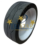 SkyJack Non Marking Tire - Fits SJ3219, SJ3019 & SJ3015. (NO BRAKE TIRE)