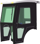 BOBCAT CT225, CT230, CT235 YUKON CAB ENCLOSURE KIT