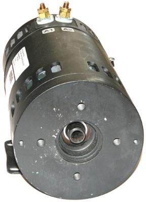 Tri Star Motors >> Snorkel 24V Motor 4.2 HP 3600 RPM PN 3080046