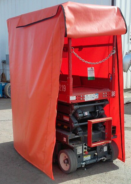 JLG 2630 Scissor Lift Cover